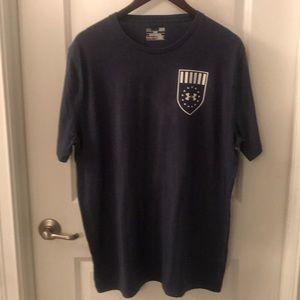 Under Armour men's T-shirt. Size L